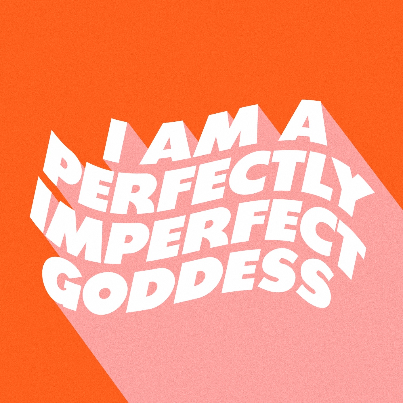 Perfectly Imperfect IPhone Wallpaper Download